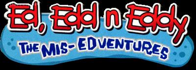 Ed, Edd n Eddy: The Mis-Edventures - Clear Logo