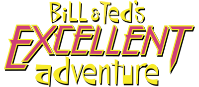 Bill & Ted's Excellent Adventure - Clear Logo