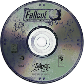 Fallout 2 - Disc
