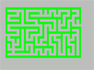 Videocart-10: Maze, Cat and Mouse - Screenshot - Game Title