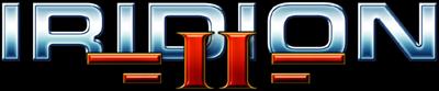 Iridion II - Clear Logo