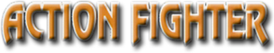 Action Fighter - Clear Logo