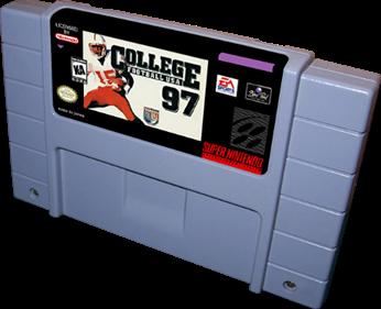 College Football USA 97 - Cart - 3D