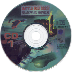 Battle Isle 2220: Shadow of the Emperor - Disc