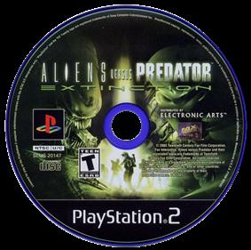 Aliens Versus Predator: Extinction - Disc
