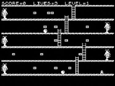 Fungle Monster - Screenshot - Gameplay