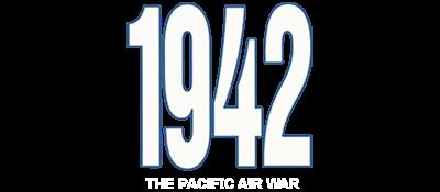 1942: The Pacific Air War - Clear Logo