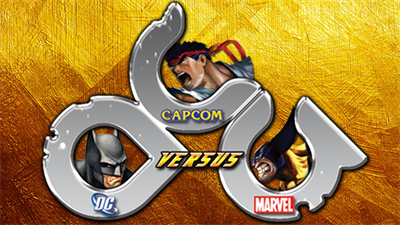 DC vs Capcom vs Marvel