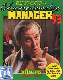 Championship Manager 93