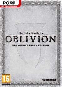 The Elder Scrolls IV: Oblivion: 5th Anniversary Edition