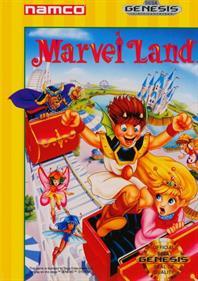 Marvel Land