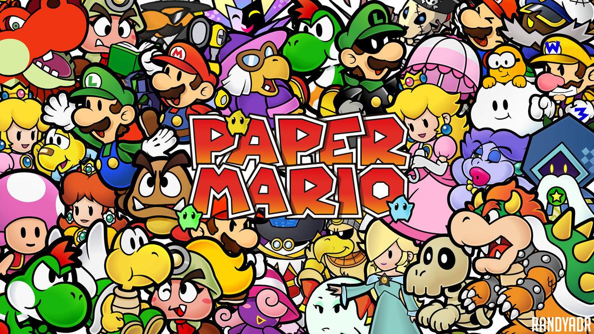 Paper Mario Download Game | GameFabrique