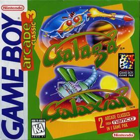 Arcade Classic 3: Galaga/Galaxian