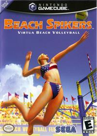 Beach Spikers: Virtua Beach Volleyball