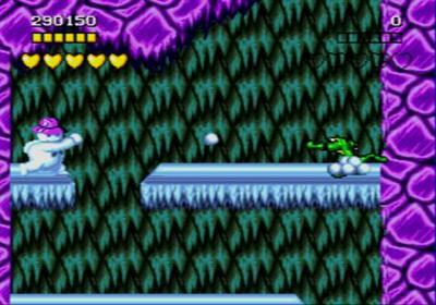 Battletoads - Screenshot - Gameplay