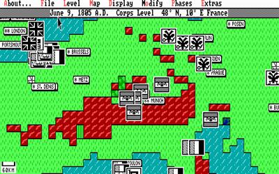 UMS II: Nations at War - Screenshot - Gameplay