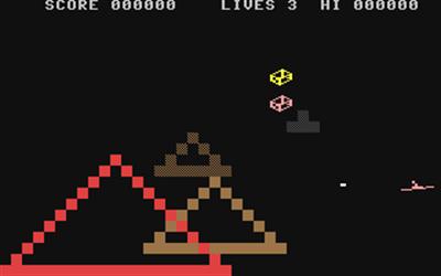 Mega Spaceboy 3D - Screenshot - Gameplay