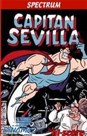 Capitán Sevilla - Box - Front
