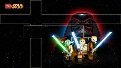 LEGO Star Wars II: The Original Trilogy - Fanart - Background