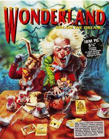 Wonderland - Box - Front