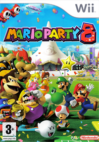 Mario Party 8 - Box - Front
