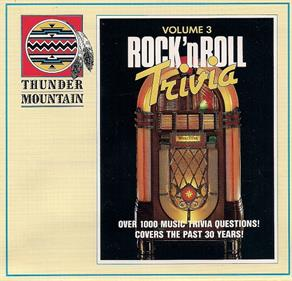 Rock 'n Roll Trivia Volume 3