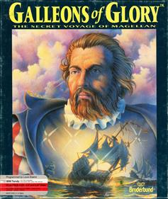 Galleons of Glory: The Secret Voyage of Magellan