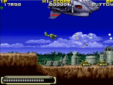 Koutetsu Yousai Strahl - Screenshot - Gameplay