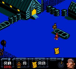 Chicken Run - Screenshot - Gameplay