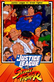 Justice League vs Street Fighter