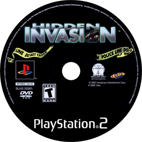 Hidden Invasion - Disc
