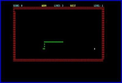 WormQuest - Screenshot - Gameplay