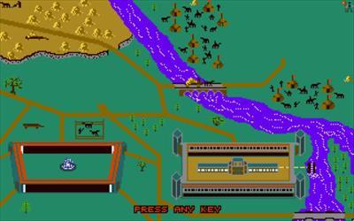 Santa Paravia and Fiumaccio - Screenshot - Gameplay
