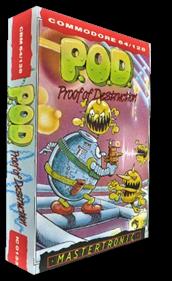 P.O.D.: Proof of Destruction - Box - 3D