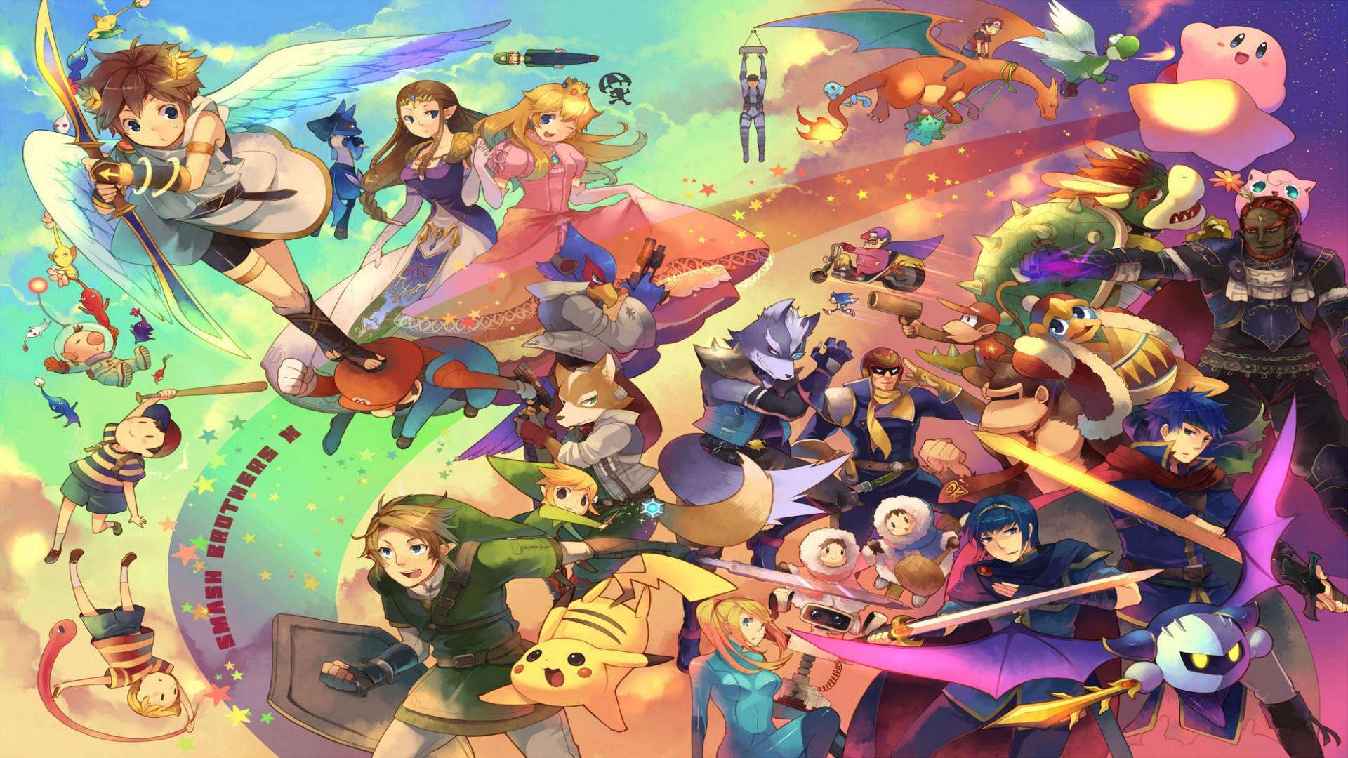 Super Smash Bros. Melee Details - LaunchBox Games Database