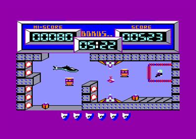 Airwolf - Screenshot - Gameplay