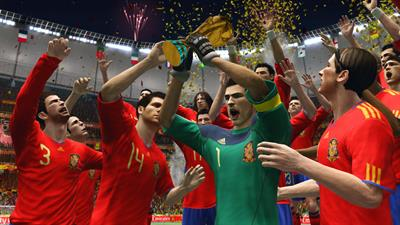 2010 FIFA World Cup South Africa - Screenshot - Gameplay