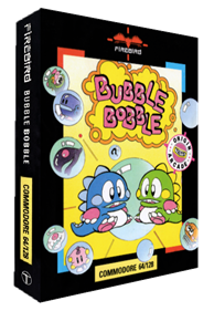 Bubble Bobble - Box - 3D