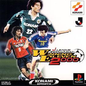 J. League Jikkyou Winning Eleven 2000