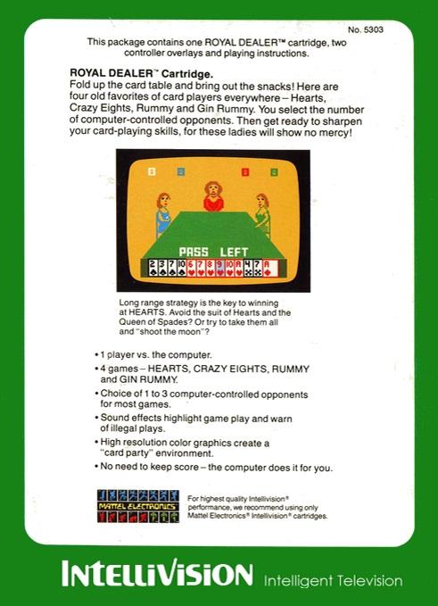 Royal Dealer Details Launchbox Games Database