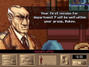 KGB - Screenshot - Gameplay