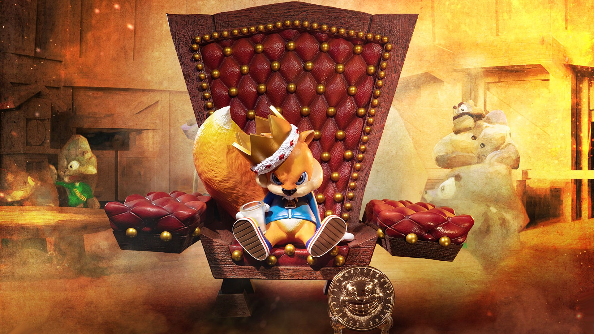 Conker S Bad Fur Day Details Launchbox Games Database