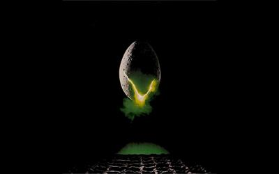 Alien - Fanart - Background