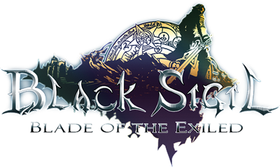 Black Sigil: Blade of the Exiled - Clear Logo