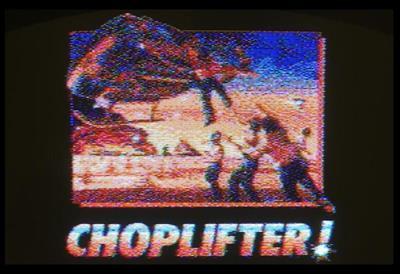 Choplifter! - Fanart - Background