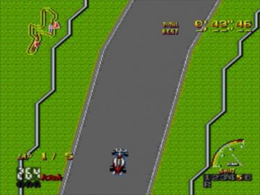 Nakajima Satoru Kanshuu: F1 Super License - Screenshot - Gameplay