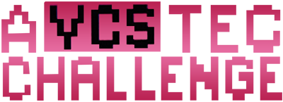A-VCS-tec Challenge - Clear Logo