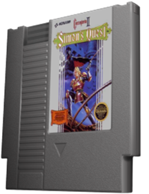 Castlevania II: Simon's Quest - Cart - 3D