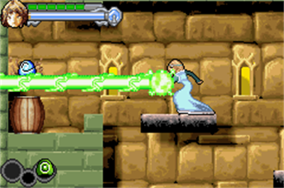 W.I.T.C.H. - Screenshot - Gameplay
