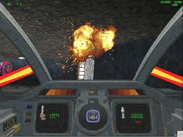 Descent - Screenshot - Gameplay